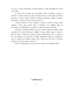 Contractele de muncă speciale reglementate de codul muncii - Pagina 4