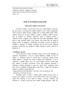 Publicitate și PR Online 3 - Pagina 1