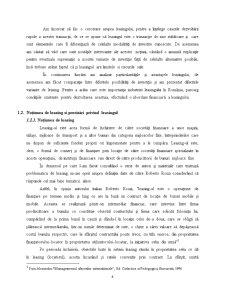Contractul de leasing - Pagina 4