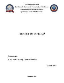 Studiu numeric și experimental al electromagnetului cu plonjor - Pagina 1