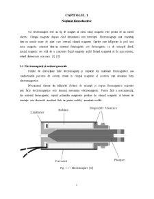 Studiu numeric și experimental al electromagnetului cu plonjor - Pagina 5
