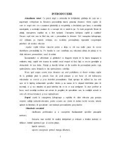 Teza capacitatea de invatare a copiilor de varsta prescolara - Pagina 2