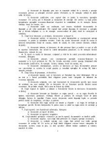 Documentația ca element a al metodei contabilitatii - Pagina 2