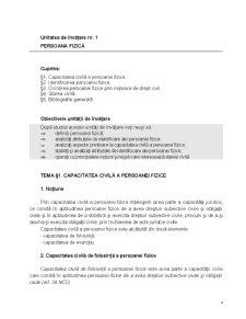 Drept civil partea generala - persoanele - Pagina 4