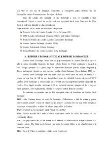 Organizarea și funcționarea pieței financiare din Londra - Pagina 4