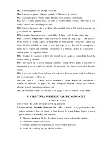 Organizarea și funcționarea pieței financiare din Londra - Pagina 5