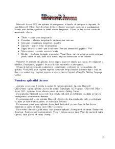 Curs Access - Pagina 1
