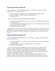 Curs Access - Pagina 3
