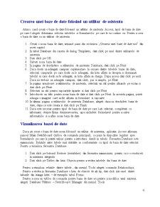 Curs Access - Pagina 4