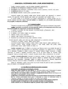 Analiza și gestiunea unităților agroturistice - Pagina 2
