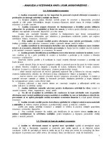 Analiza și gestiunea unităților agroturistice - Pagina 3