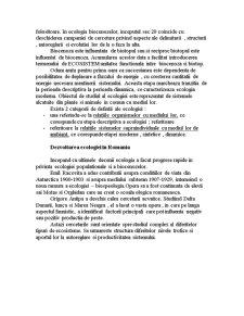Notiuni Generale de Ecologie Curs 1 - Pagina 3