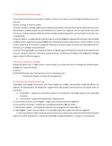 Sinteza examen ecologie anul 1, semestrul II agricultura - Pagina 3