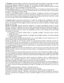 Rezumat finante - Pagina 1