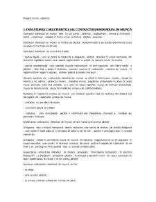 Rezumat dreptul muncii - Pagina 1