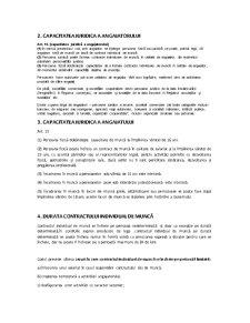 Rezumat dreptul muncii - Pagina 2