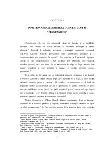 Patologii Comunicationale - Persuasiunea - Pagina 2