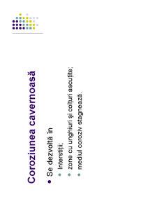 Coroziune și Protecție Anticorozivă - Pagina 2