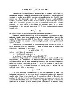 Traductor de Temperatură cu Termorezistență - Pagina 2