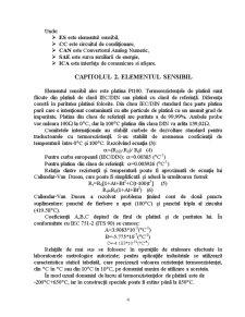 Traductor de Temperatură cu Termorezistență - Pagina 5