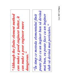 Metoda Elementului Finit - Pagina 3