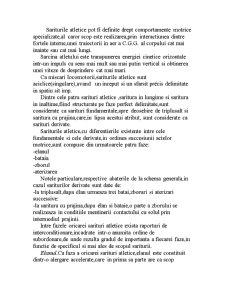 Atletism - Bazele Tehnicii Sariturii - Pagina 2