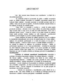 Metode de Contabilitate a Imobilizarilor Corporale, Necesitati, Rol si Importanta - Pagina 3
