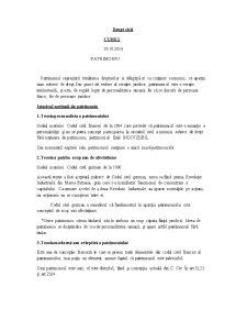 Drept civil - curs 1 - Pagina 1