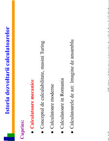 Arhitectura Sistemelor de Calcul - Pagina 2