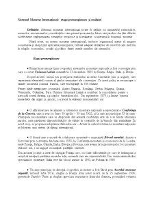 Sistemul monetar inernational actual - istorie si tendinte actuale - Pagina 3