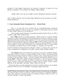 Sistemul monetar inernational actual - istorie si tendinte actuale - Pagina 4