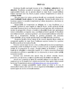 Gestiunea fiscală - Pagina 2