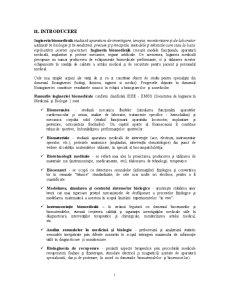 Elemente de Inginerie Medicala - Pagina 1