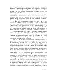 Efectele Contractului de Vanzare Cumparare - Pagina 5