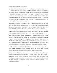 Introducere în managementul resurselor umane - Note de curs - Pagina 2