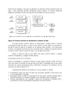 Regulile definitorii ale bazelor de date relaționale - Pagina 3