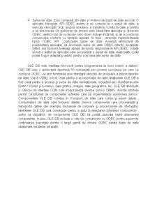Regulile definitorii ale bazelor de date relaționale - Pagina 5