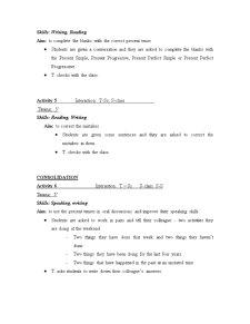 Lesson plan - Pagina 3