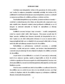 Analiza echilibrului financiar în cadrul SC Petrom - Pagina 2