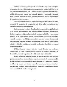 Analiza echilibrului financiar în cadrul SC Petrom - Pagina 4
