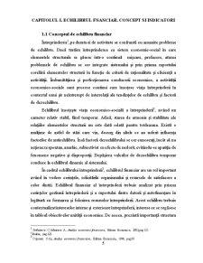 Analiza echilibrului financiar în cadrul SC Petrom - Pagina 5