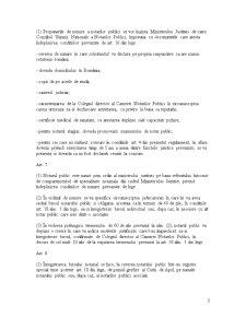 Legea Notarilor Publici - Pagina 3