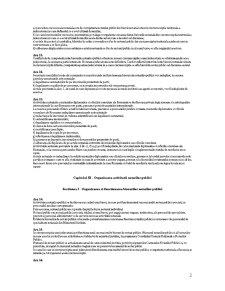 Regulament de Functionare - Pagina 2