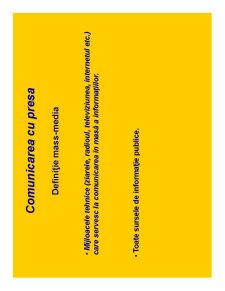 Comunicare cu presa - Pagina 3
