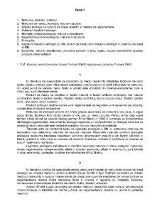 Drept ecologic funciar - Pagina 1
