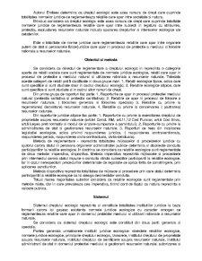 Drept ecologic funciar - Pagina 2