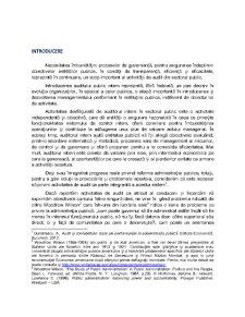 Auditul instituțiilor publice - Pagina 3