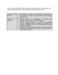 Auditul instituțiilor publice - Pagina 4