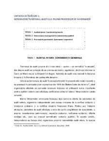 Auditul instituțiilor publice - Pagina 5