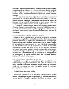 Organizarea justitiei - Pagina 4